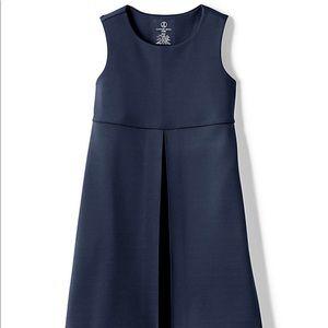Lands End Girls Uniform Dress size 10